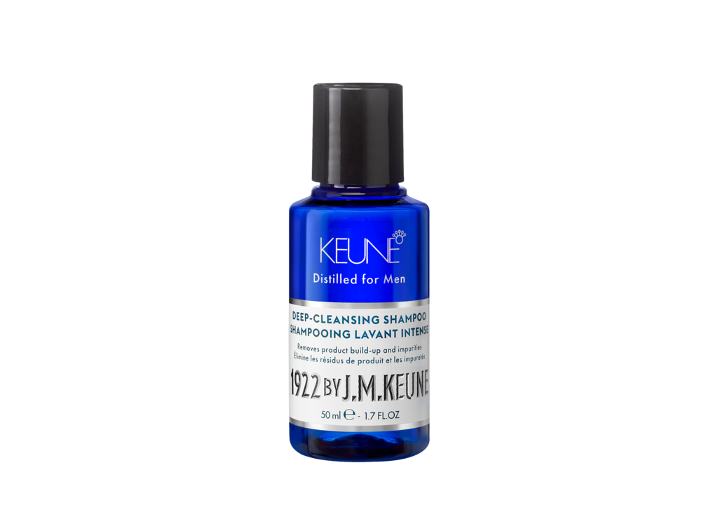 1922 BY J.M. KEUNE DEEP-CLEANSING SHAMPOO TRAVEL SIZE